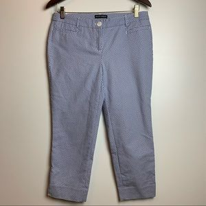 🔥Hilary Radley Cropped Pant Size 6 Summer Spring